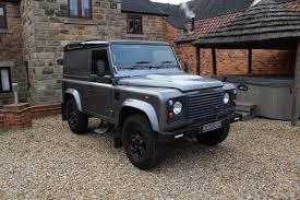 lexus v8 in defender second hand cars for sale in belper derbyshire nicholas charles