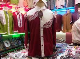 Baju Muslim Grosir kulakan baju muslim termurah di surabaya