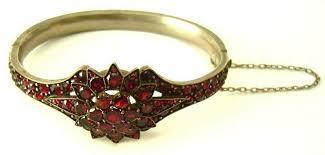 antique garnet bracelet images Antique bohemian garnet bracelet for sale classifieds jpg