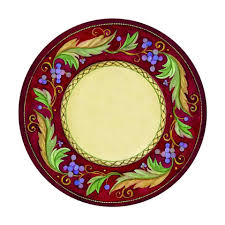 thanksgiving melamine plates decorative plastic plates by keller charles