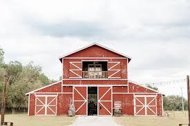 Red Barn Boarding Central Florida Barn Wedding Venues Orange Blossom Bride