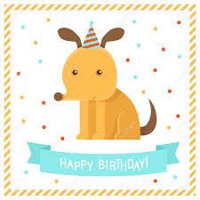 happy birthday cards with dogs jerzy decoration