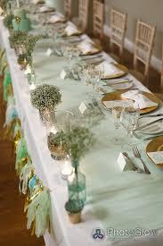 mint wedding decorations glamorous mint gold wedding inspiration fatal