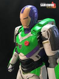 iron lightyear takes skies awesome figure