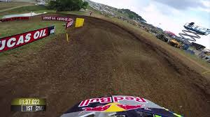 lucas oil pro motocross live timing gopro ken roczen and jessy nelson muddy creek mx dirt bike