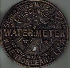water meter new orleans new orleans crescent city cast iron water meter cover