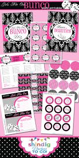 bunco party easy entertaining out bunco party a giveaway 11