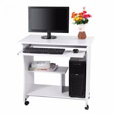 Buy Small Computer Desk Desk Buy Computer Table Single Drawer File Cabinet Wood Compact