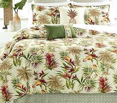 Tropical Bedspreads And Coverlets Tropical Print Quilt Sets Tropical Print Bedspreads White Tropical
