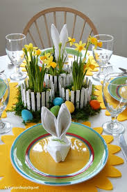 Easy To Make Easter Table Decorations by My Favorite Easter Centerpiece It U0027s Easy U0026 Inexpensive Too