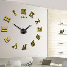 home design mirrors wall wayfair extra large mirror clock for 93