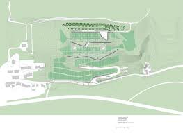 Winery Floor Plans by Gallery Of Antinori Winery Archea Associati 15 Detailed