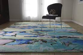 Nourison Area Rugs Nourison Prismatic Seaglass Area Rug The Rug Gallery