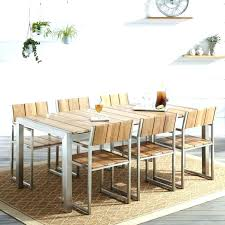 glass cover for dining table inch round patio table medium size of outdoor dining sets glass