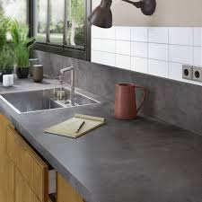 renovation cuisine plan de travail cuisine plan de travail moderne clair en quartz et newsindo co
