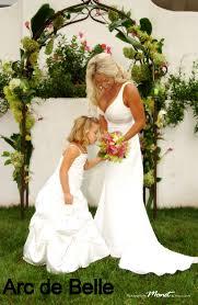 wedding arches san diego wrought iron wedding arch rentals arc de miami south florida