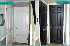 looking for the best way to paint a beveled door its easy start