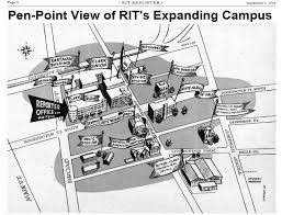 Rit Map Urban Champion Discarded And Forgotten Rit U0027s Downtown Campus Vol 3