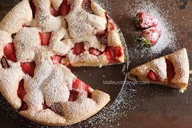 jeux de aux fraises cuisine gateaux gâteau moelleux à la fraise