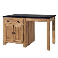meuble cuisine ilot meuble ilot alot sur un meuble de cuisine compact et