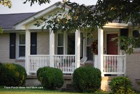 ranch homes with front porches interesting front porch designs for ranch homes home porches add