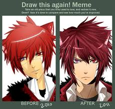 Draw This Again Meme Template - cr draw this again meme by ahoguu on deviantart