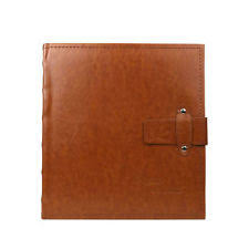 Dry Mount Photo Album Unbranded Generic Leather Photo Dry Mount Albums Ebay