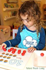 cute counting christmas play dough mats natural living