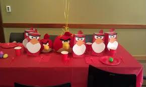 angry birds birthday the boys