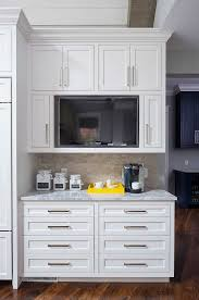 kitchen television ideas best 25 tv in kitchen ideas on wine cooler fridge