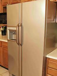 What Kind Of Paint For Kitchen Cabinets What Kind Of Paint To Use On Metal Kitchen Cabinets Gold
