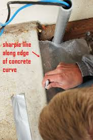 How To Get Permanent Marker Off Laminate Floor How To Install A Curved Deck Floor