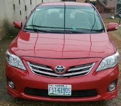 2012 toyota corolla s for sale 2012 toyota corolla sport for sale autos nigeria