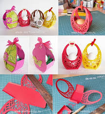 Decorate Easter Basket Ideas by Easter Baskets Diy Alldaychic
