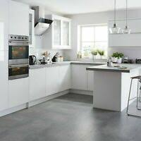 kitchen wall cabinets with glass doors b q b q plum style shaker replacement kitchen cupboards doors