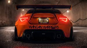widebody subaru brz rocket bunny wallpaper 91 images