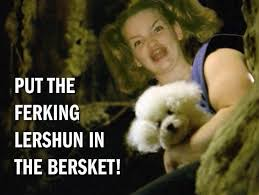Berks Girl Meme - silence of the berks
