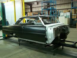 New Car Comparison Spreadsheet Production Begins On All Steel Reproduction Chevy Ii Bodie