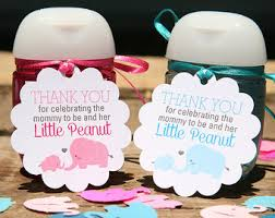 peanut baby shower peanut favors etsy