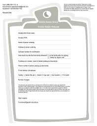 Wells Fargo Fax Cover Sheet by New Fax Order Form For Inmate Notary Services Mobile Notary