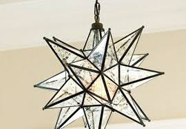 morovian light pendant chandelier large clear glass by worlds away acs111