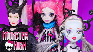 monster high circus scaregrounds with maleficent surprise egg