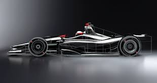 indycar reveals new images in next evolution of race car