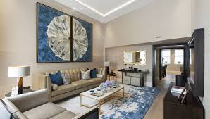 uk home interiors luxury development transforms residencies into art exhibition for