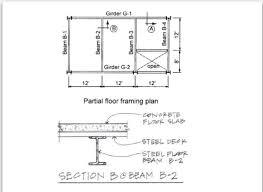 Floor Framing Plan 100 Steel Floor Framing Plan The Lth016 Lth Steel
