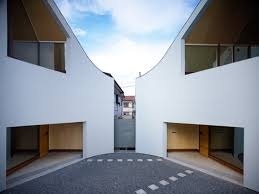 two house house made of two by naf architect design detached houses
