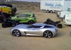 cars that look like corvettes 100 years brings gm to reveal the corvette centennial corvette
