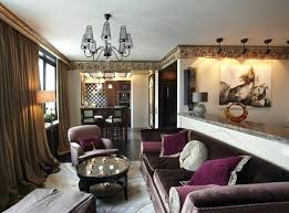art deco home interiors modern art deco photo of a contemporary formal open concept living