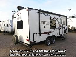 mini motorhome 2017 forest river rockwood mini lite 2304ks travel trailer