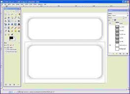 address template word philofaxy filofax templates label in ms
